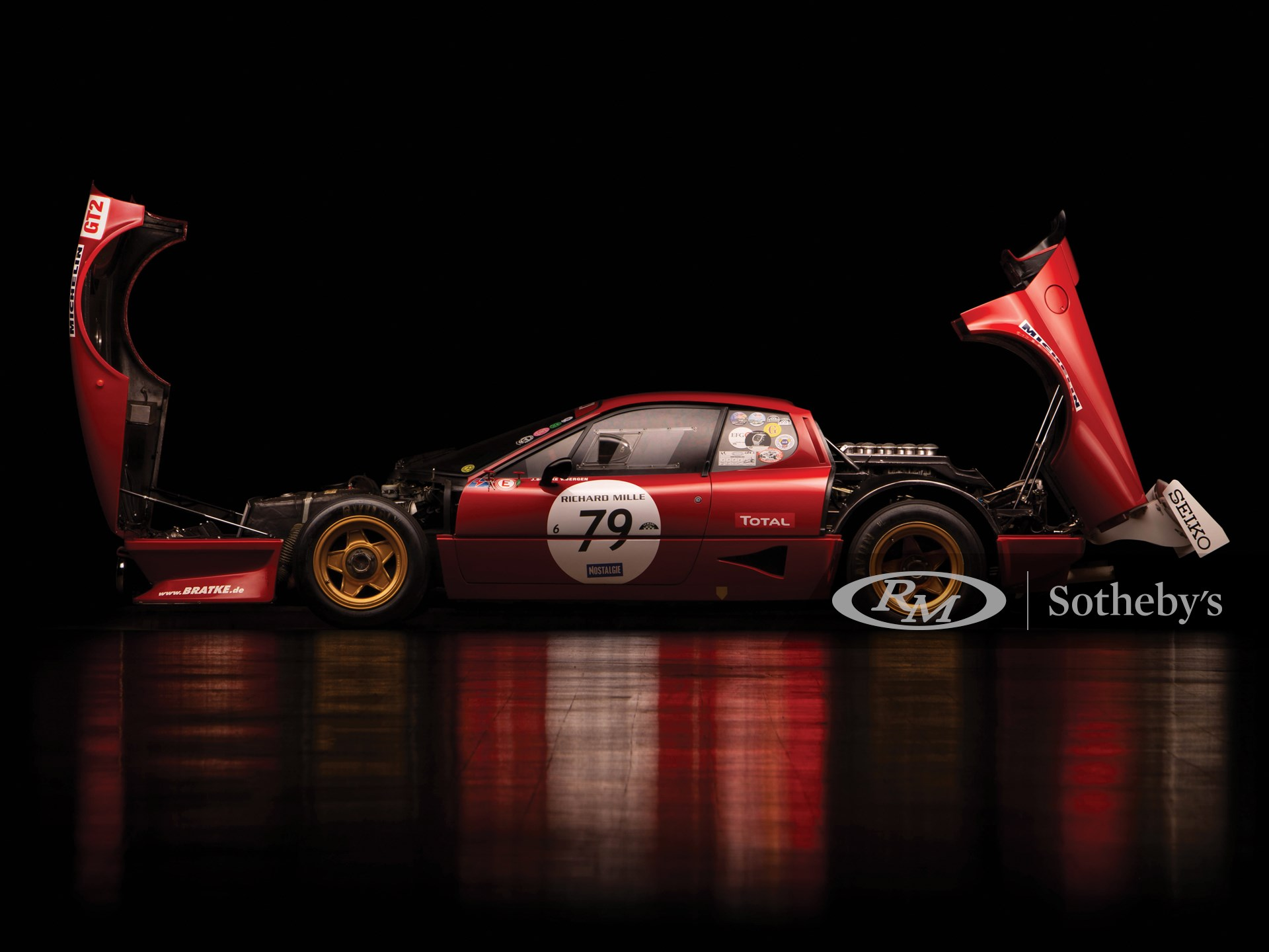 1980 Ferrari 512 BB 'Competizione'  -