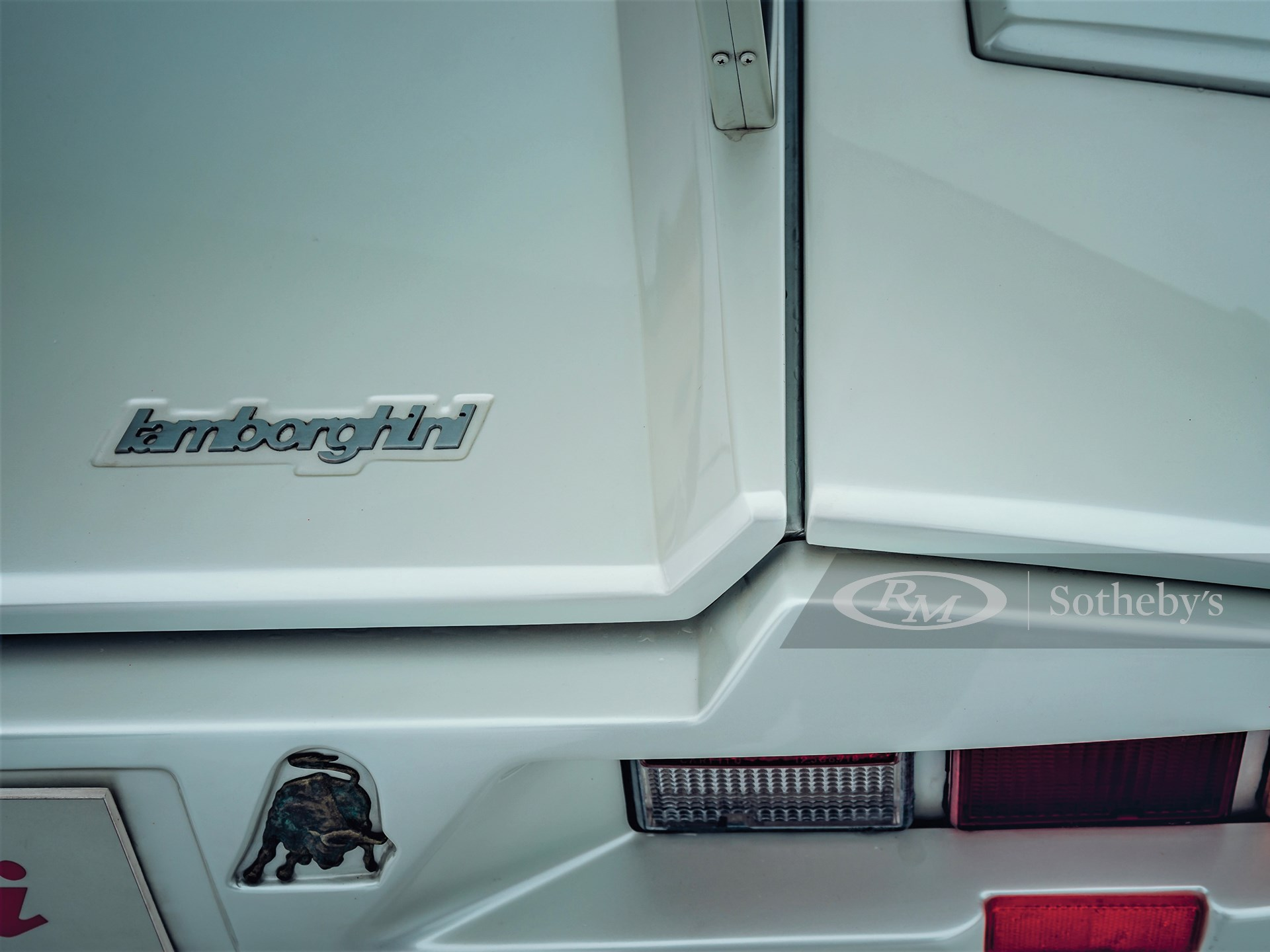 1991 Lamborghini Countach 25th Anniversary  -