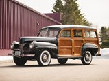 1941 Ford Super DeLuxe Station Wagon  - $