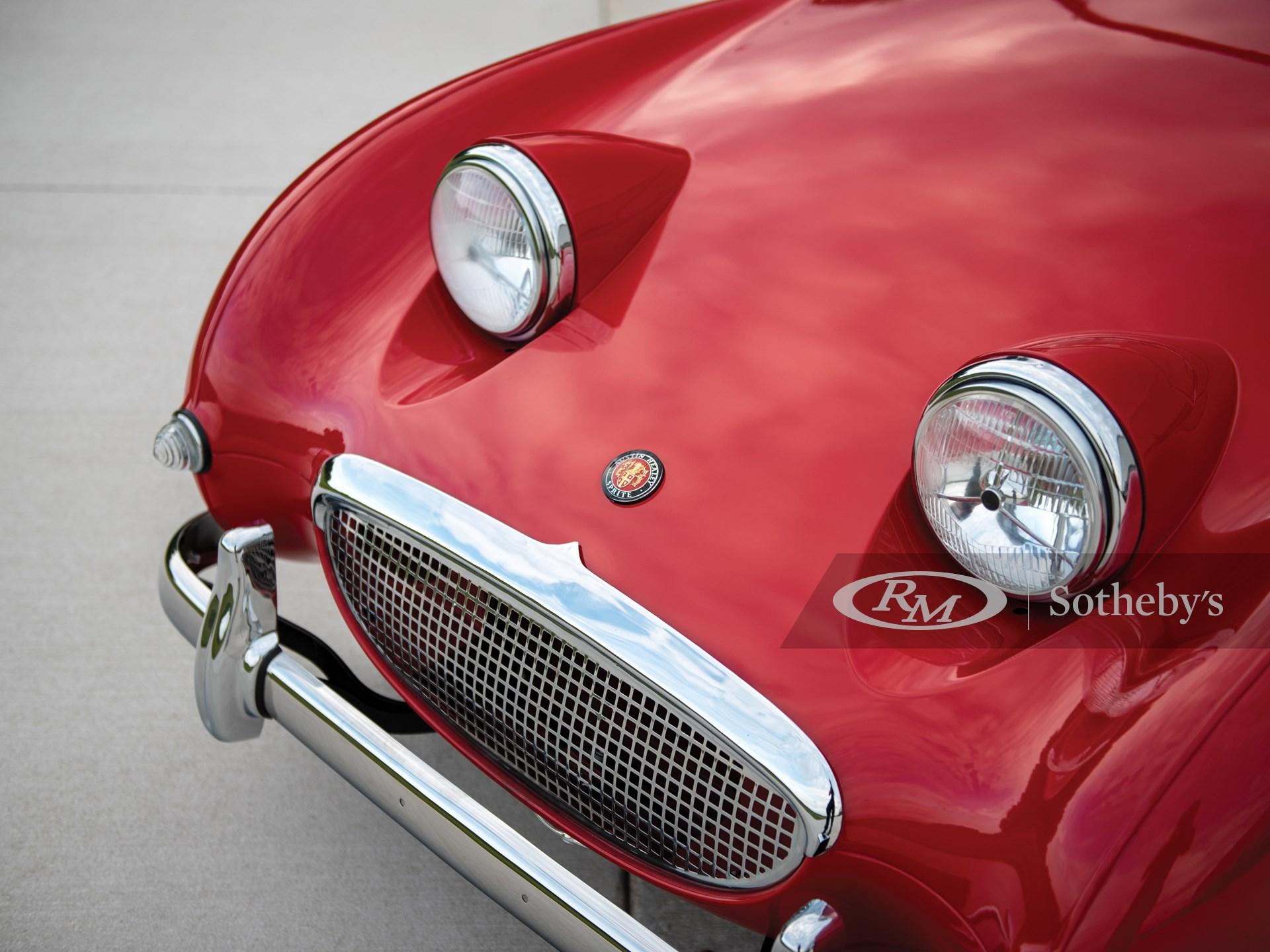 1959 Austin-Healey Sprite Mk 1  -
