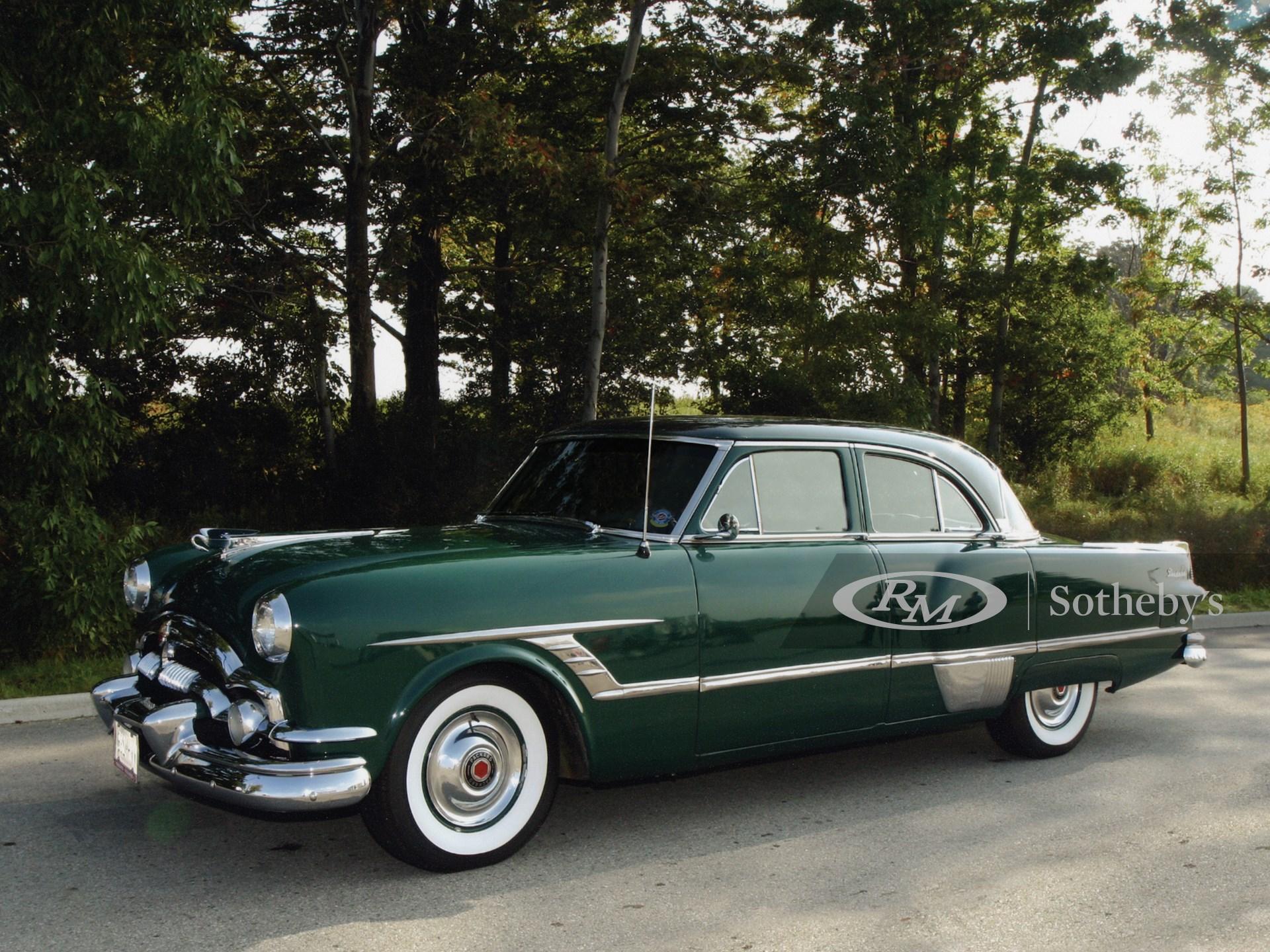 1953 Packard Patrician 400 4 Door