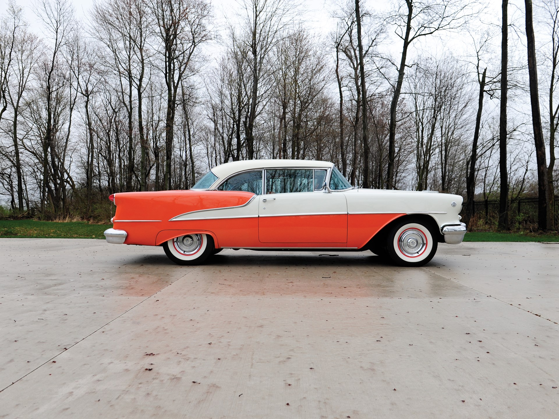 RM Sotheby's - 1955 Oldsmobile Super 88 Holiday Coupe