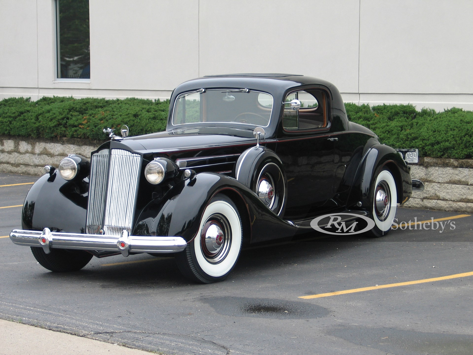 1937 Packard Twelve 2/4 Passenger Coupe