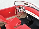 1956 Porsche 356 A Carrera 1500 GS Speedster by Reutter - $