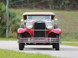 1929 Kissel 8-95 White Eagle Tourster  - $