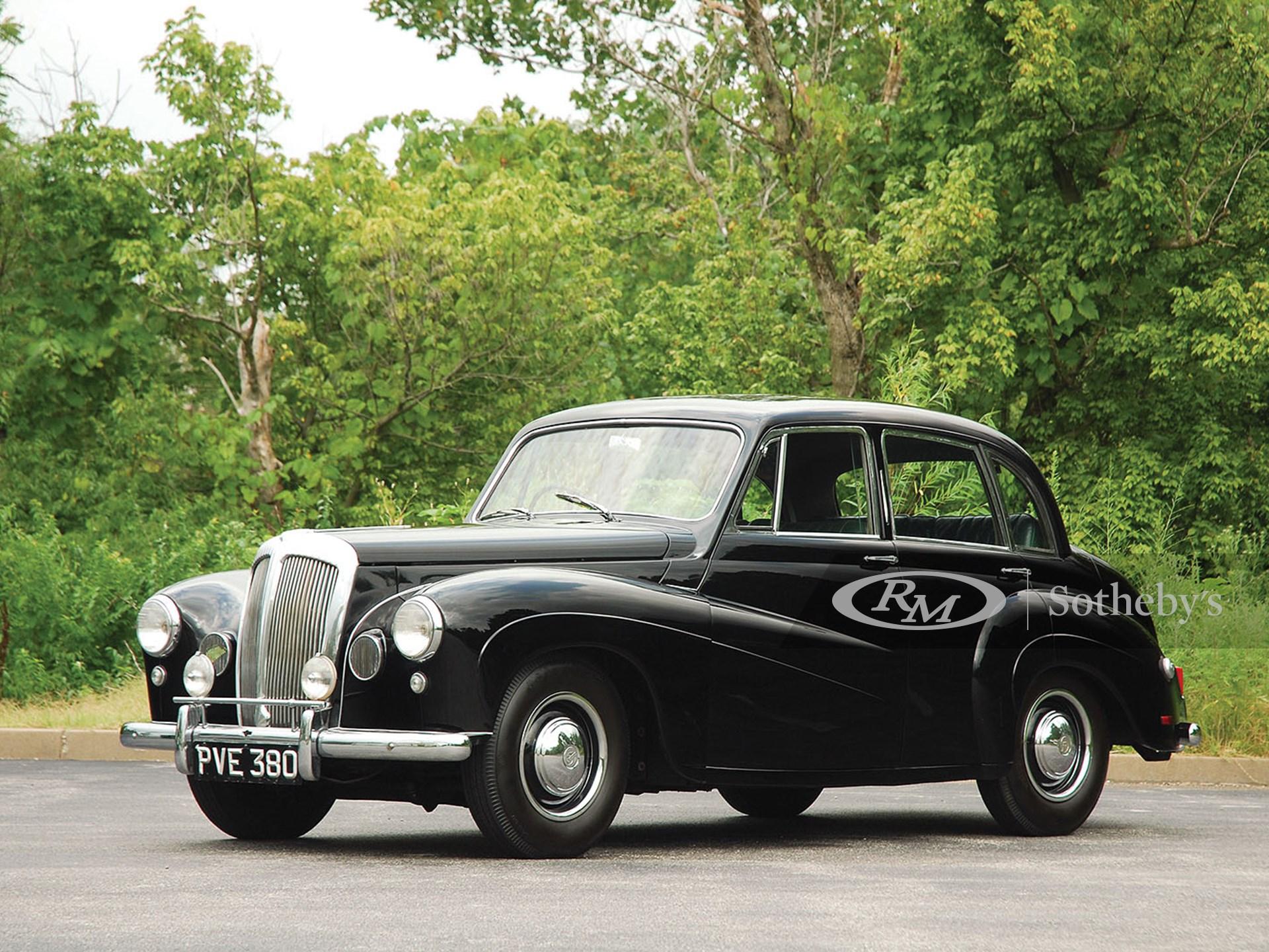 1956 Daimler Century