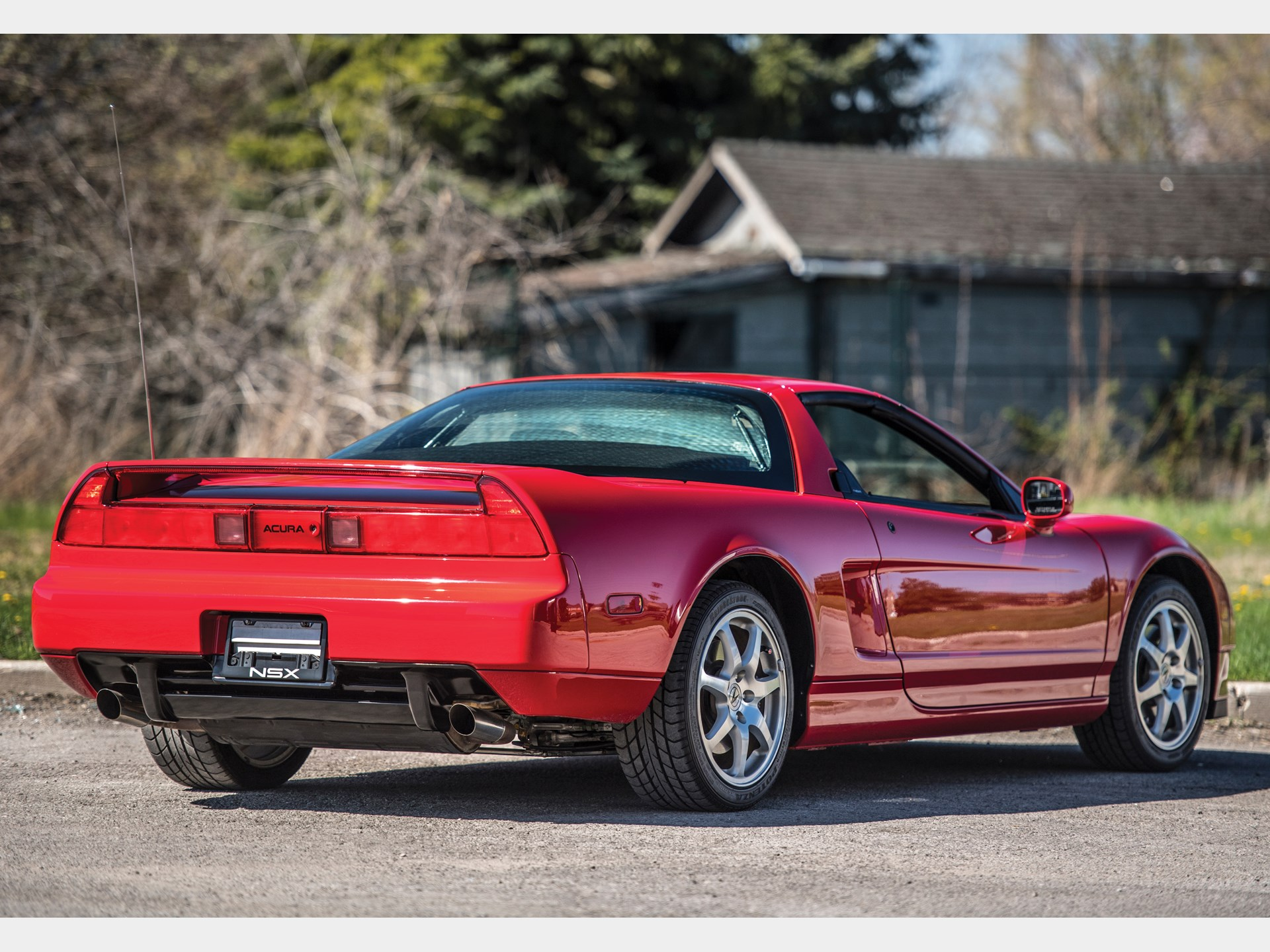 RM Sotheby's - 2000 Acura NSX-T | Monterey 2018 on