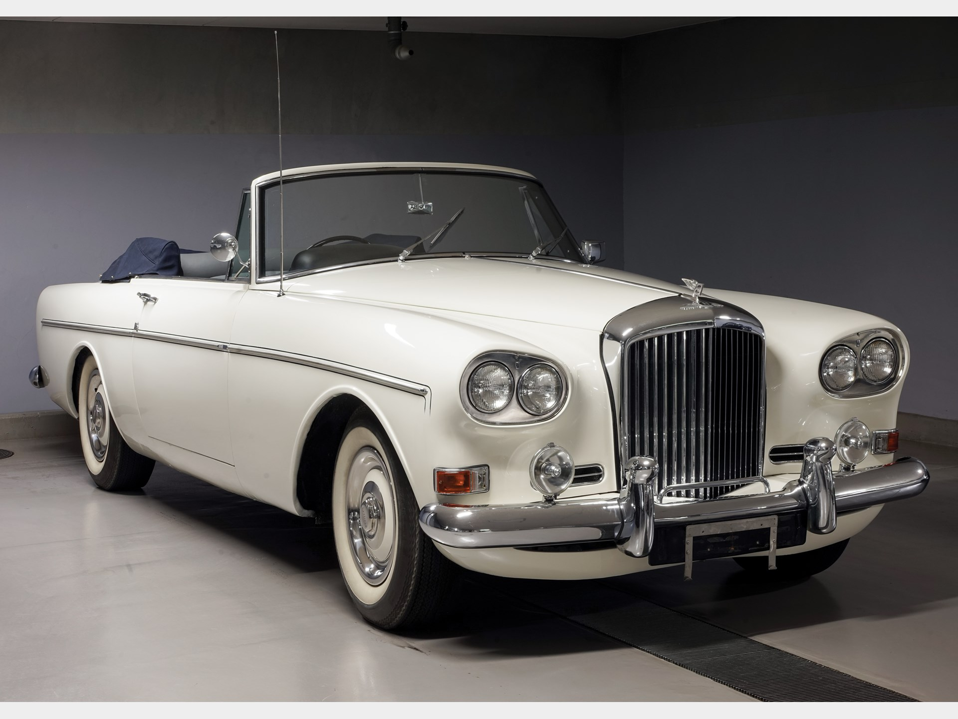 1964 Bentley S3 Continental Drophead Coupé by Mulliner Park Ward