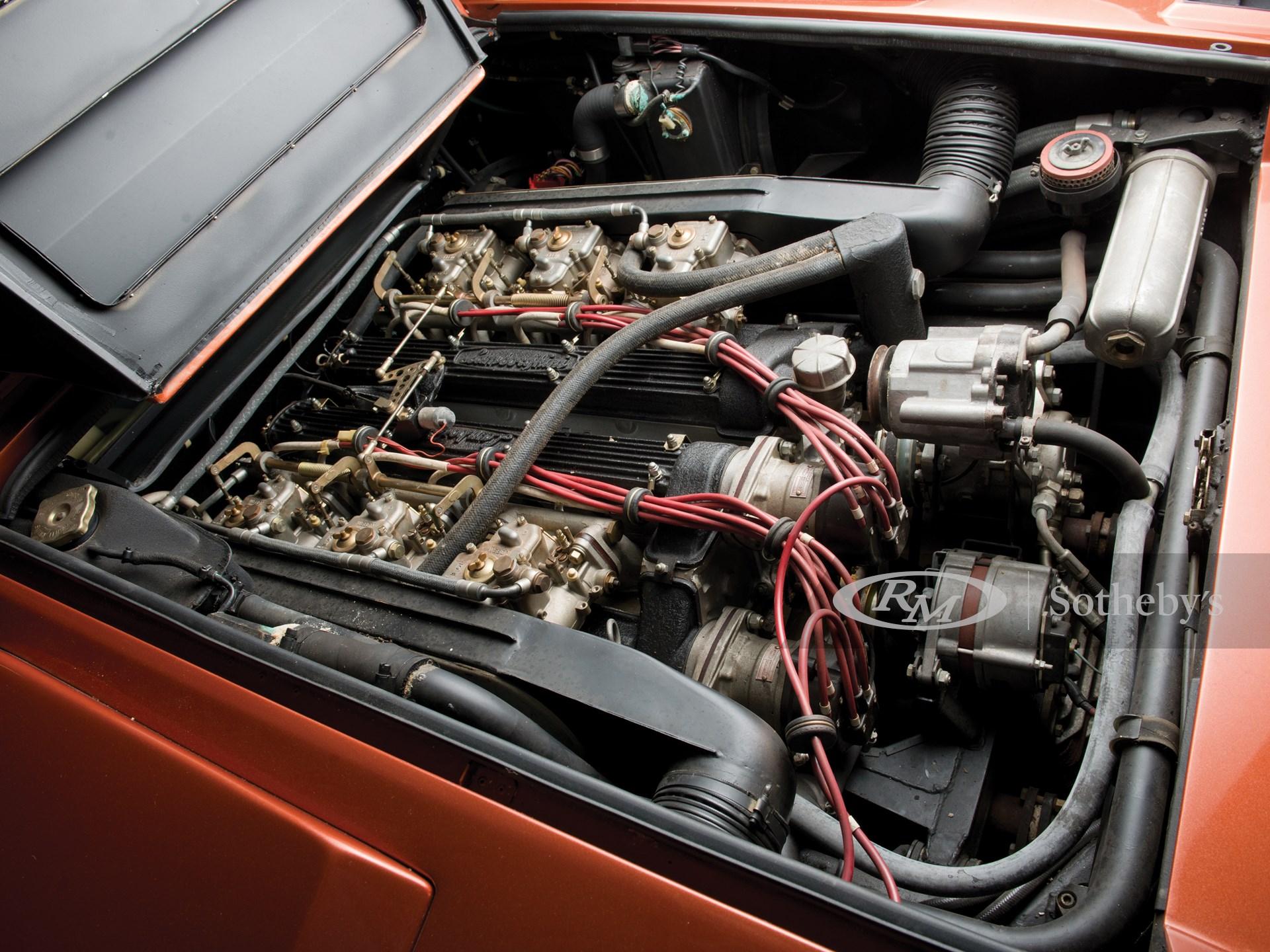 1979 Lamborghini Countach LP400S Series I  -