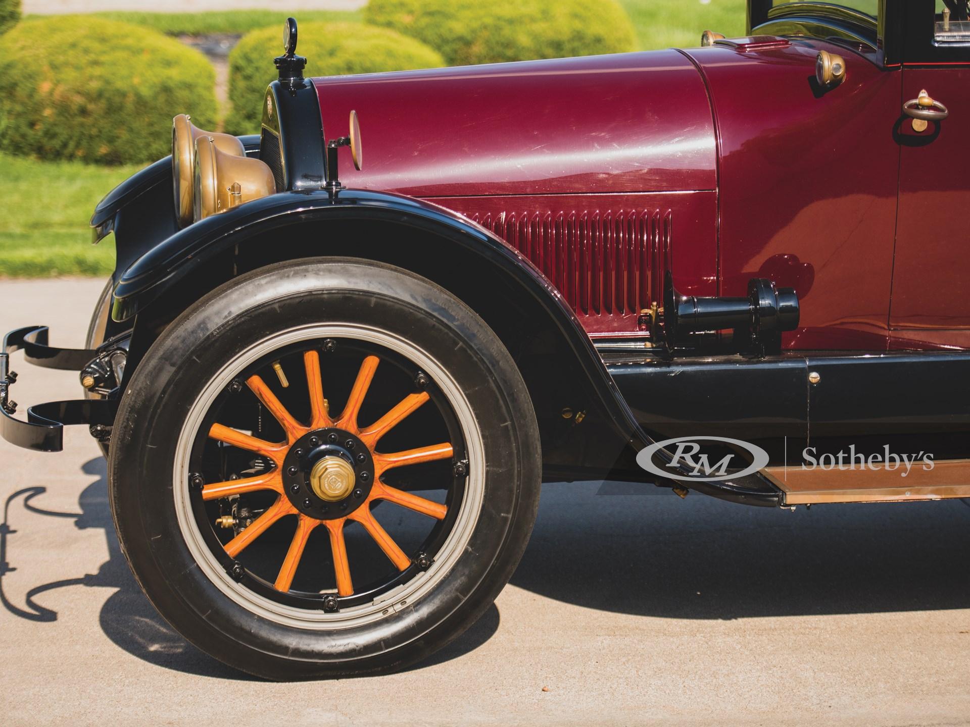 1921 Cadillac Type 59 Four-Passenger Victoria  -