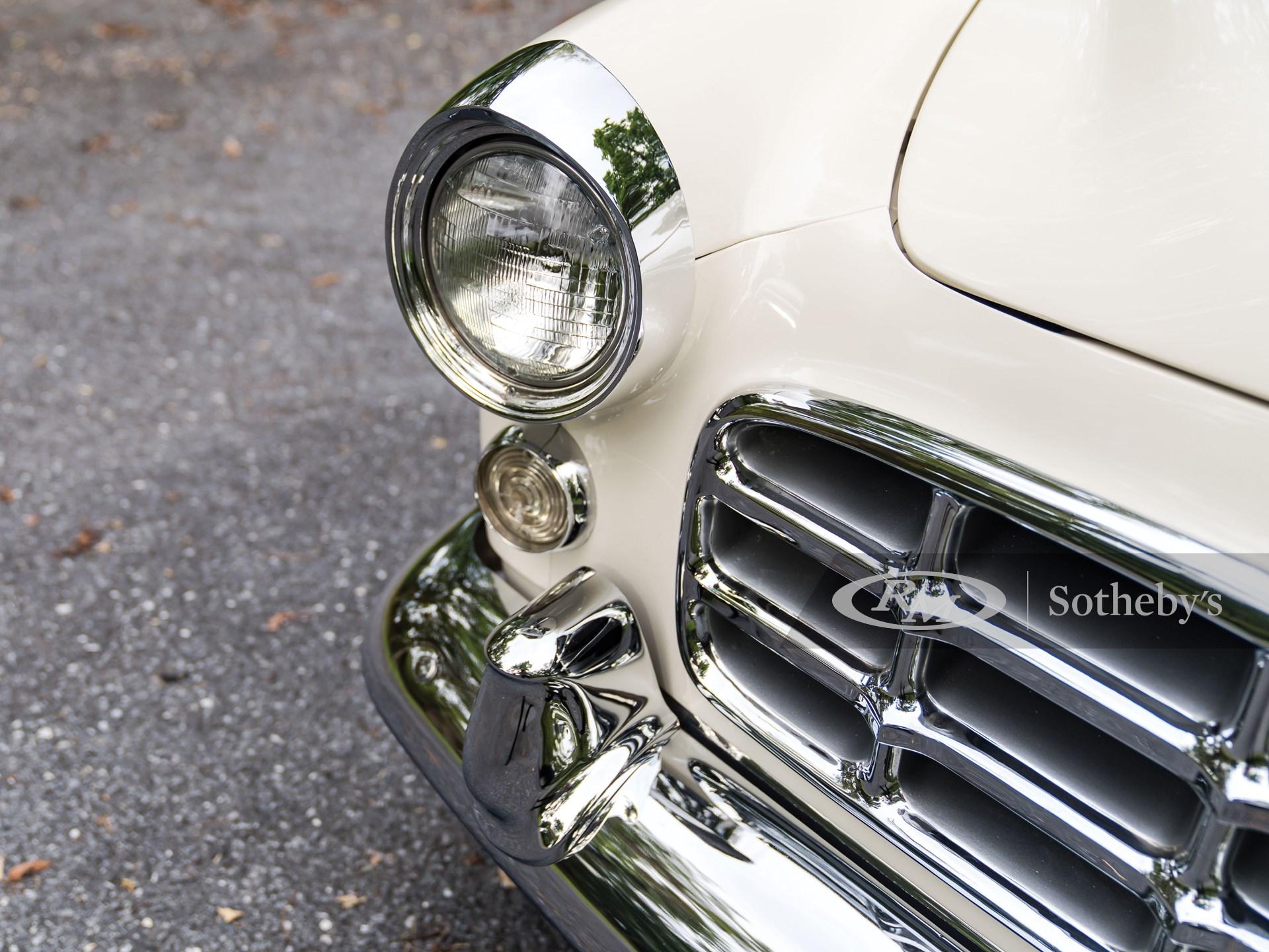 1955 Chrysler C-300  -