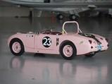 """1959 Austin-Healey Sprite Mk 1 """"Think Pink""""  - $"""