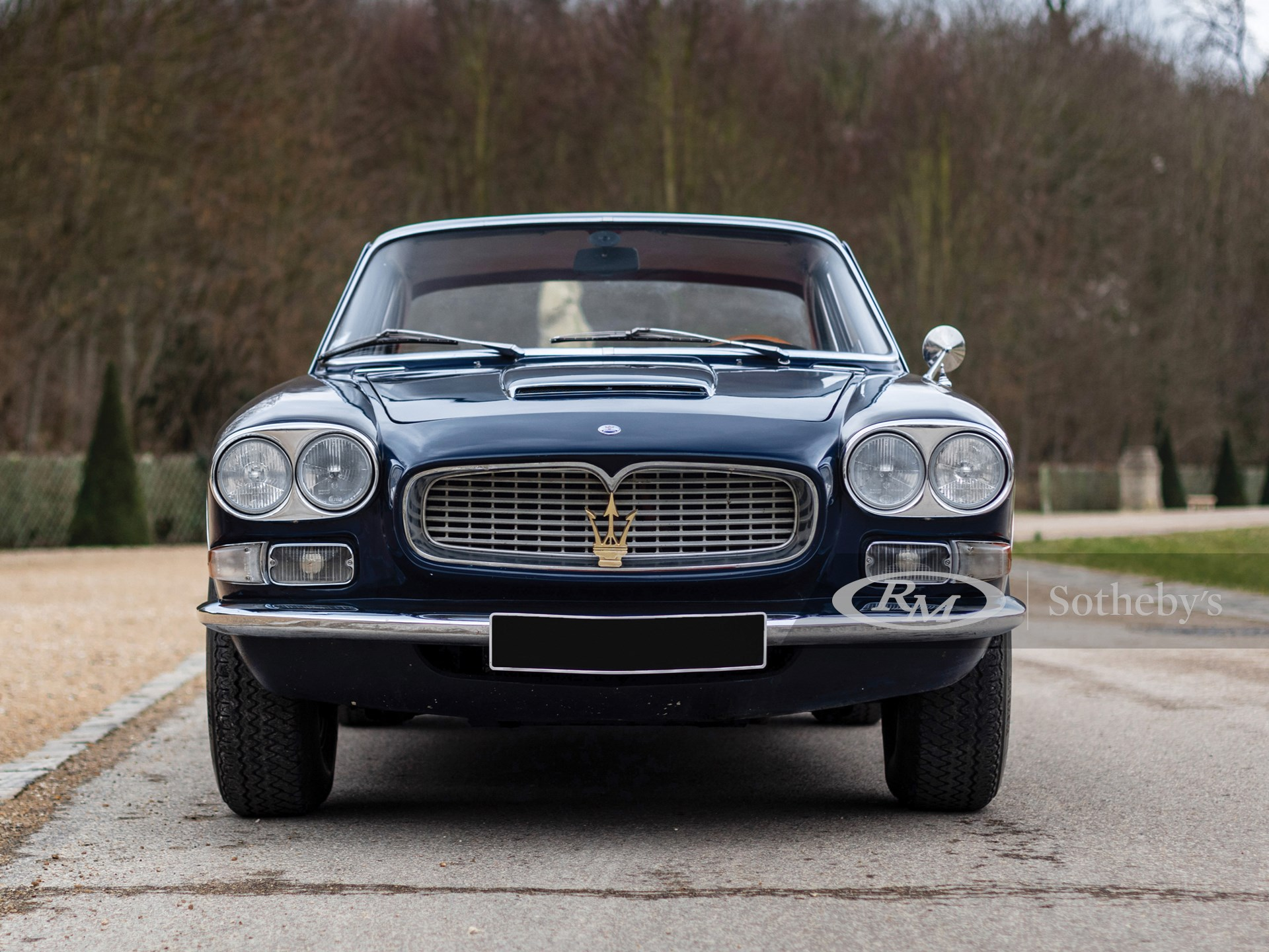 1968 Maserati Sebring 4000 GT Series II | Essen 2019 | RM ...