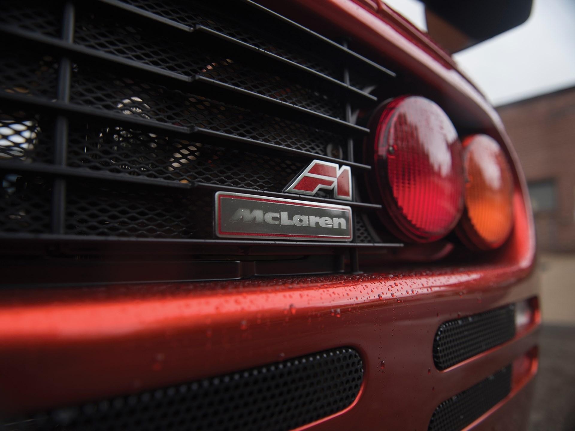 1998 McLaren F1 'LM-Specification'