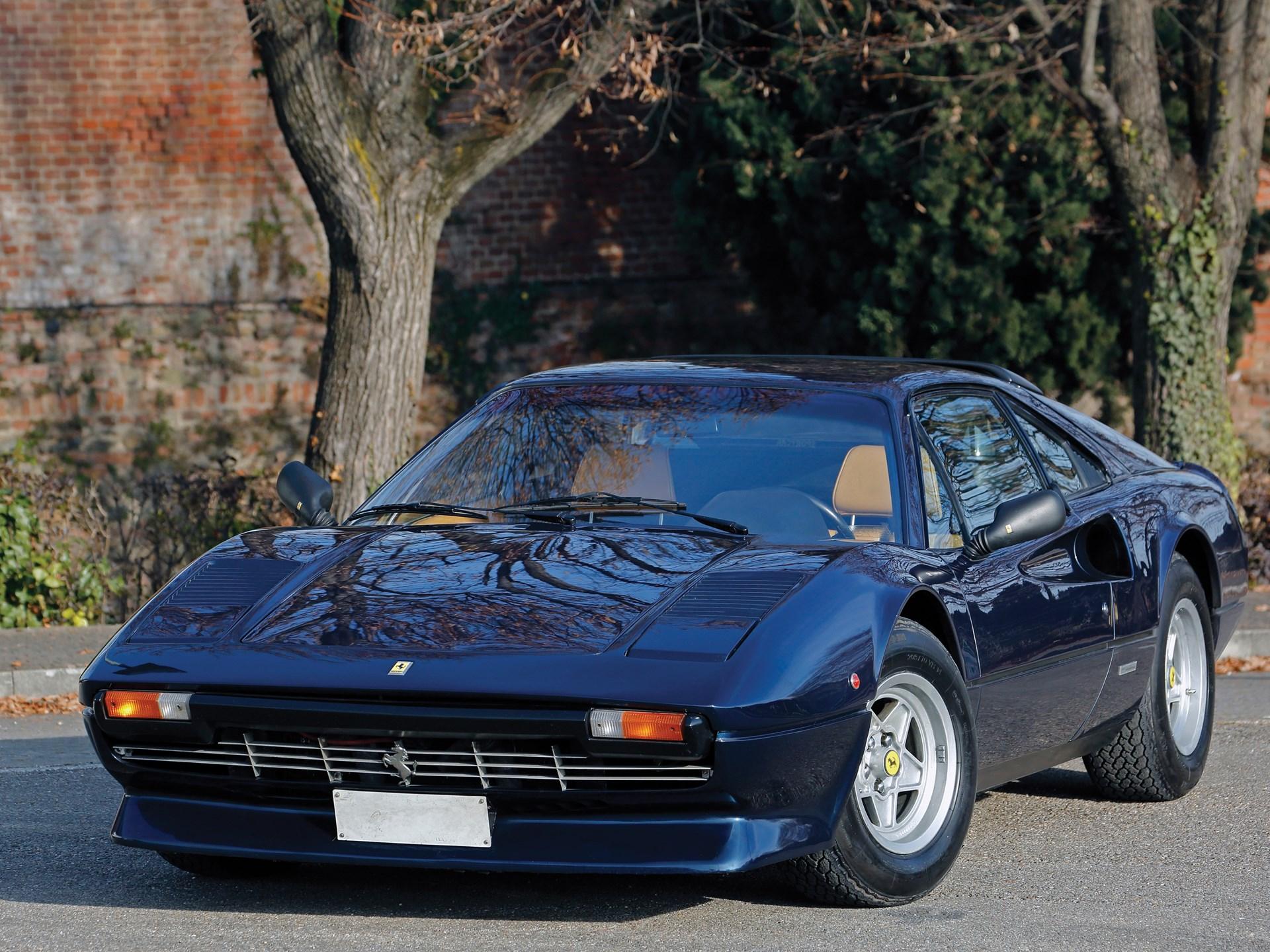 1979 Ferrari 308 GTB 'Carter Secco'