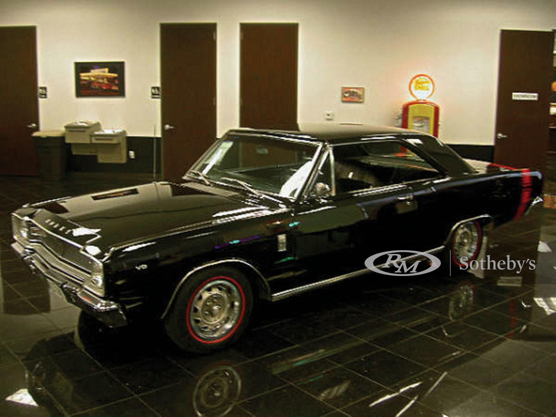 1967 Dodge Dart GT 2D  -