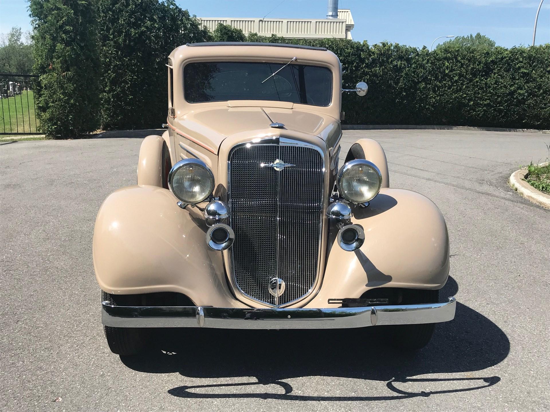 RM Sotheby's - 1934 Chevrolet Master   Auburn Fall 2019