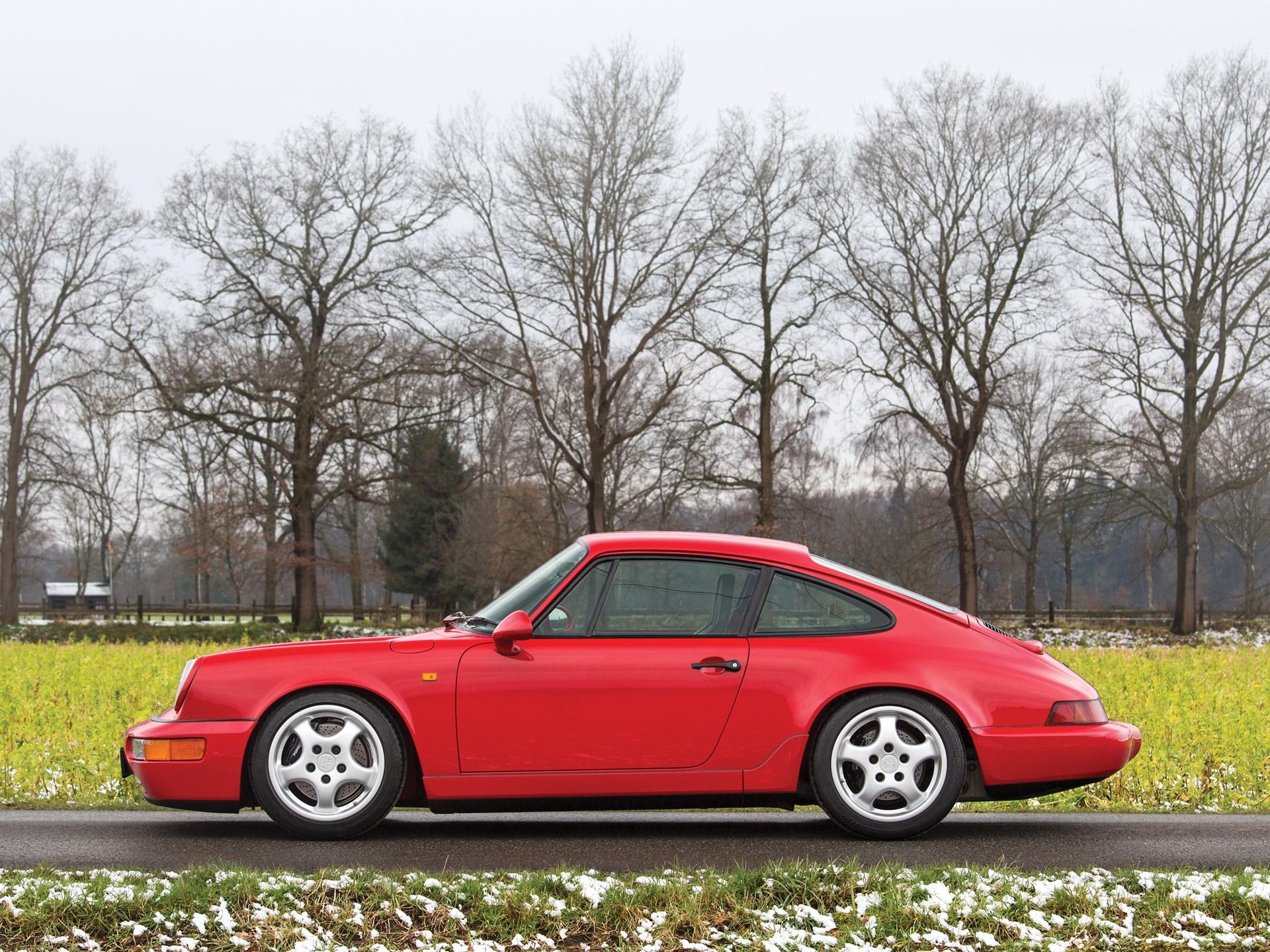 1992 Porsche 911 Carrera RS
