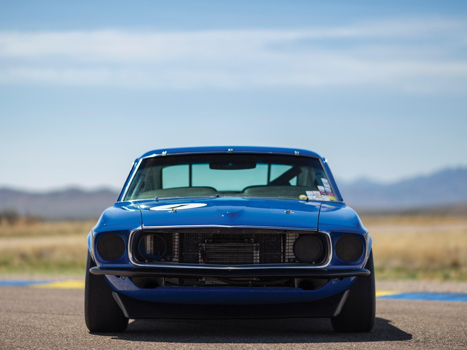 1969 Ford Mustang Boss 302 Trans Am