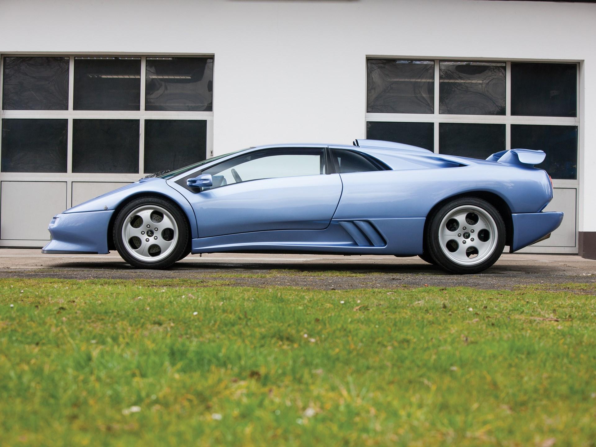Rm Sotheby S 1995 Lamborghini Diablo Se30 Jota Monaco 2016