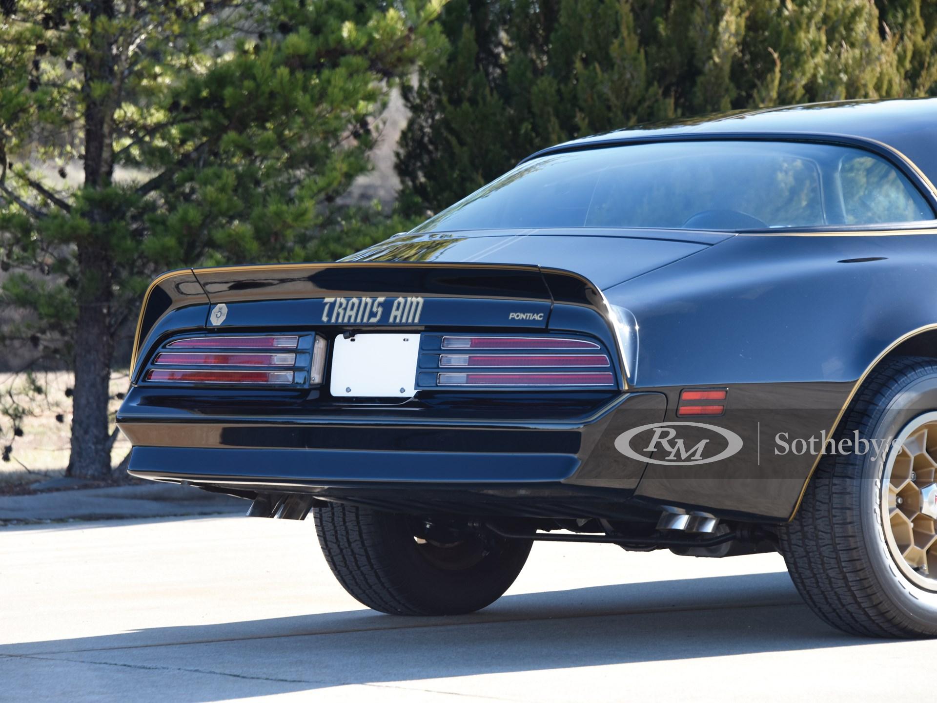 1976 Pontiac Trans Am LE  -