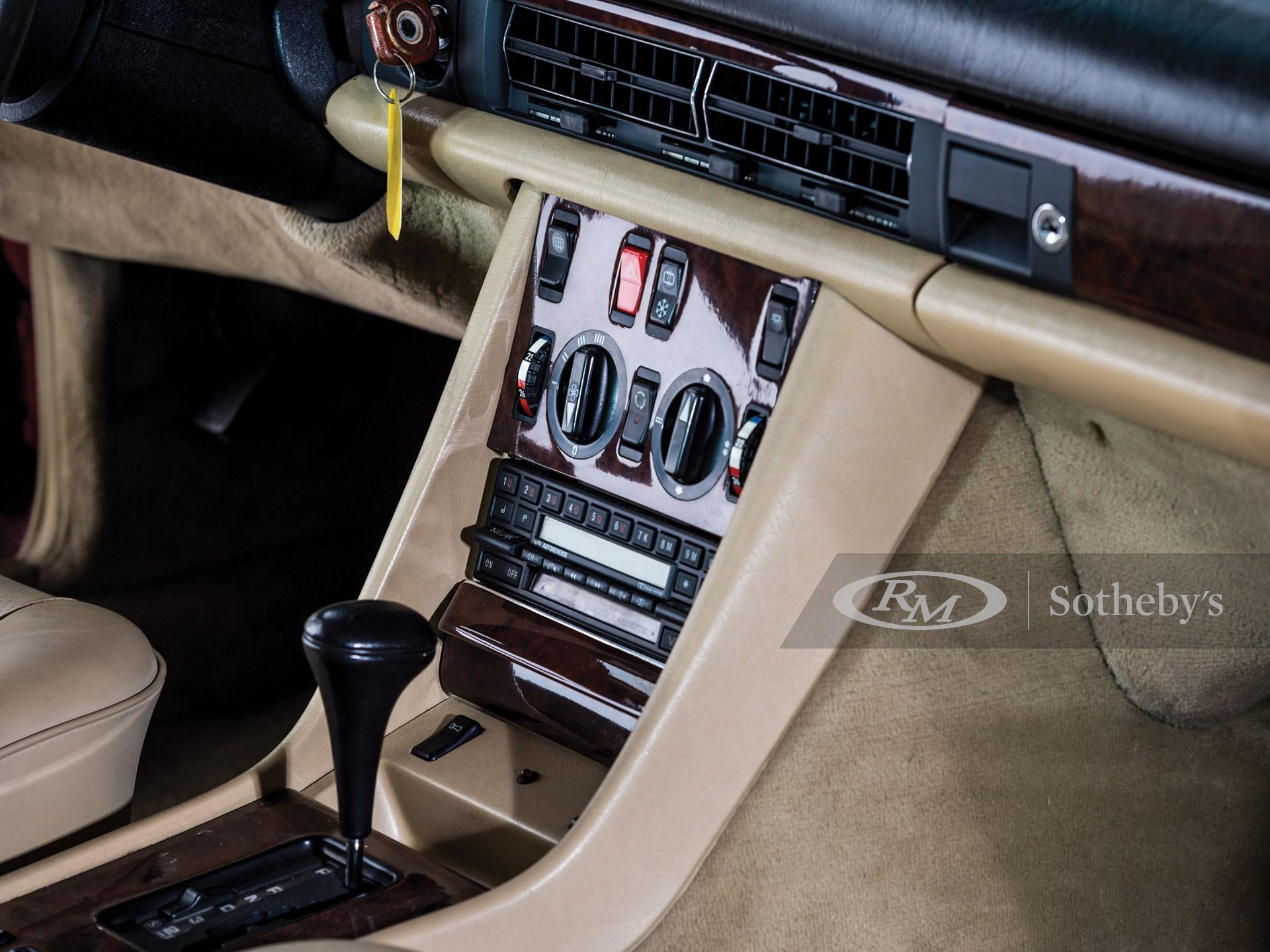 1988 Mercedes-Benz 560 SEC  -