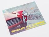 Shelby AC Cobra Sales Brochure - $