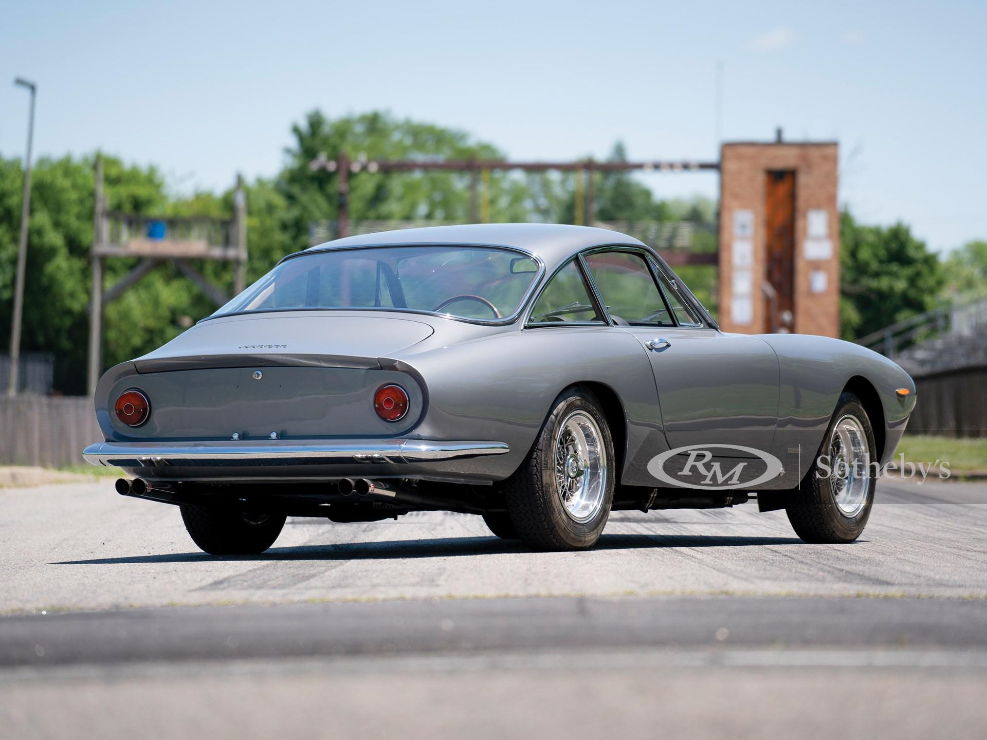 1963 Ferrari 250 GT/L Berlinetta 'Lusso' by Scaglietti -