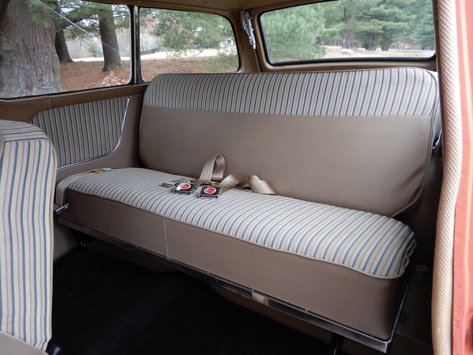 1955 Studebaker Champion Regal Conestoga