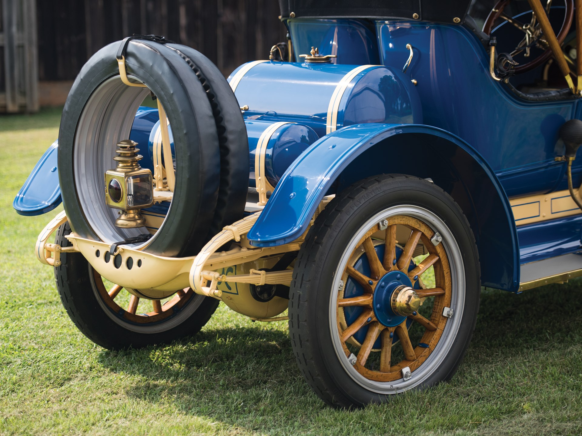 1911 National Model 40 Speedway Roadster