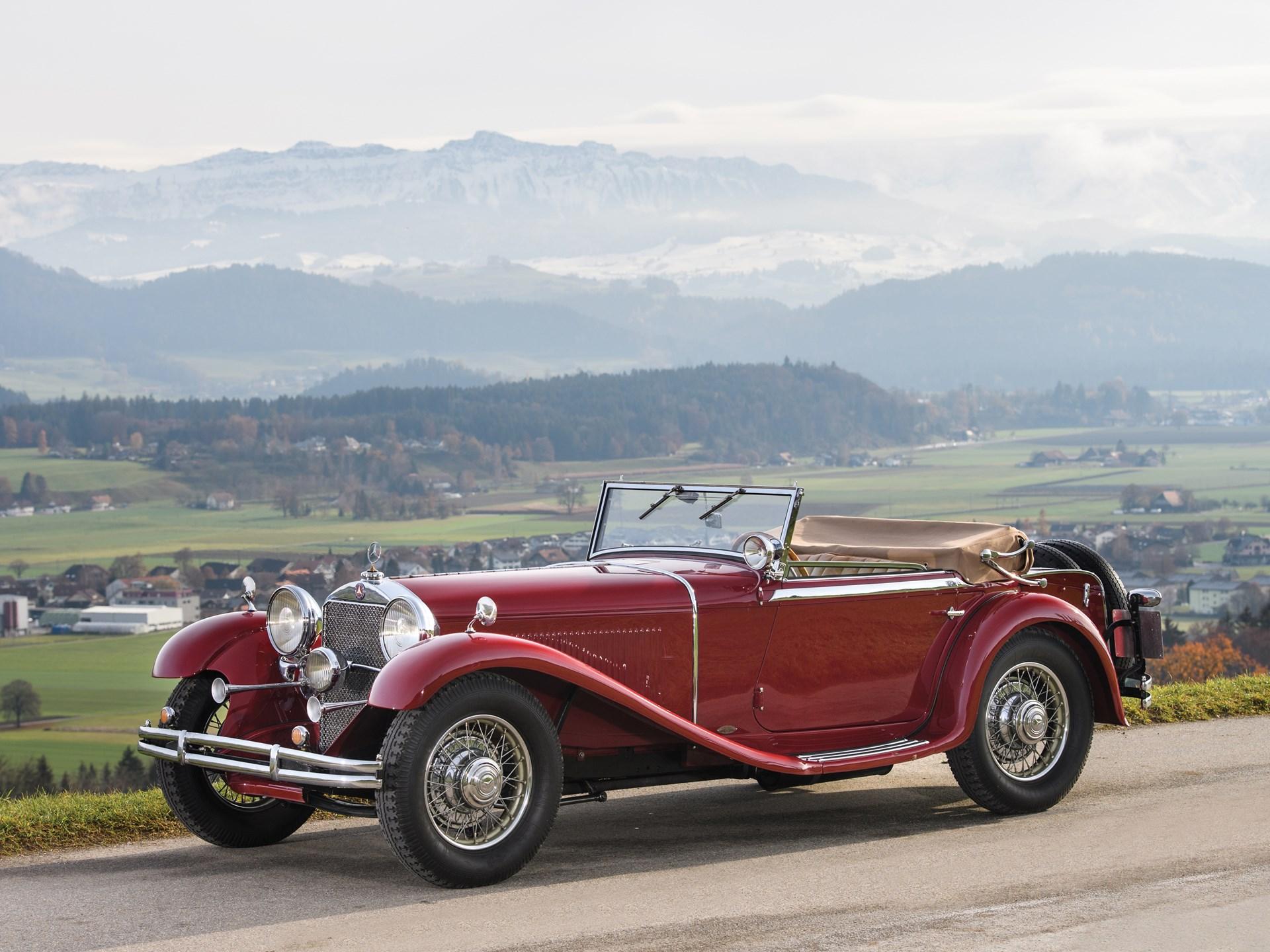 Mannheim Mercedes