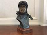 Juan Manuel Fangio by Larry Braun, 1987 - $