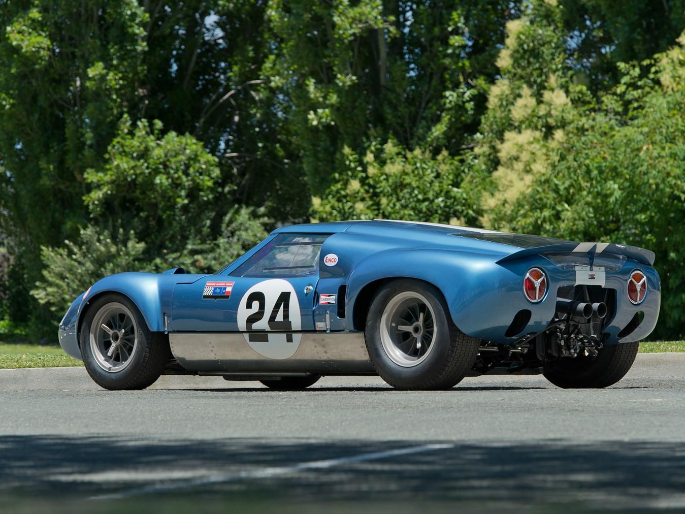 RM Sotheby\'s - 1963 Lola Mk 6 GT | Monterey 2014