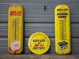 Auto-Lite Thermometers - $
