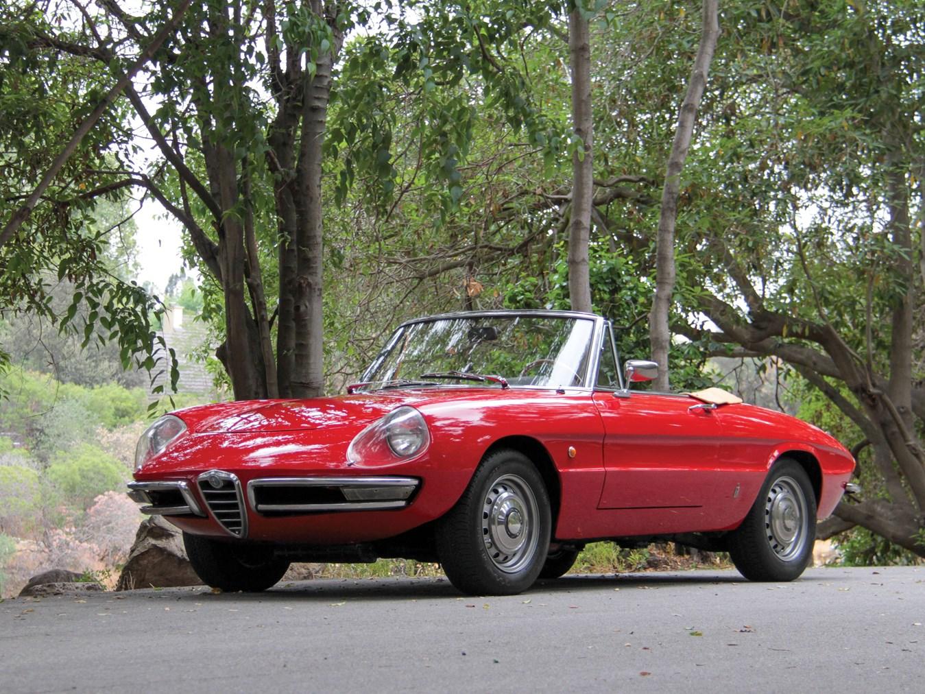 1966 Alfa Romeo 1600 U0027Duettou0027