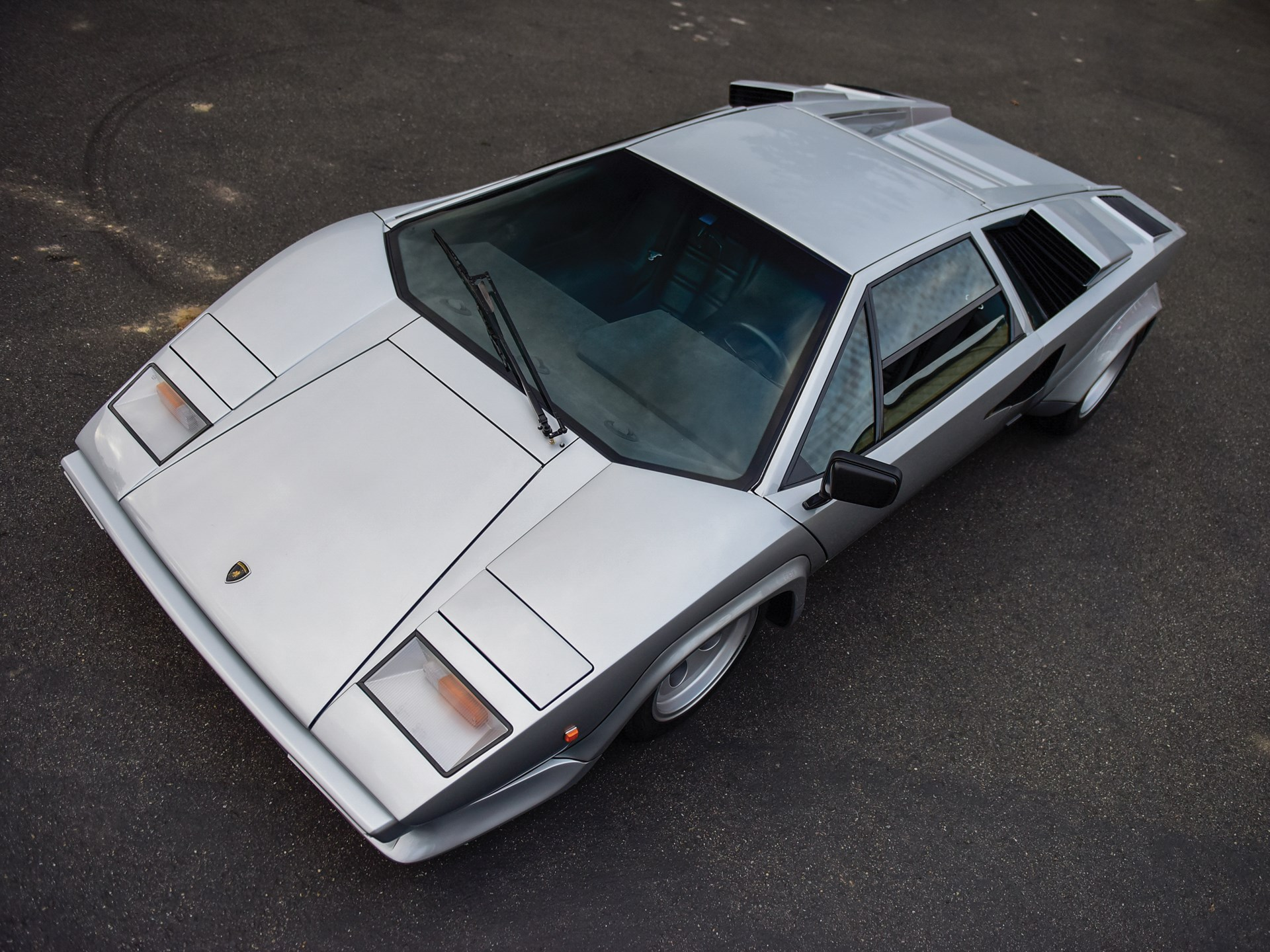 1981 Lamborghini Countach LP400 S Series II by Bertone