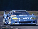 1987 Ferrari F40 LM  - $Chassis number 74045 at speed at Anderstorp, Sweden in 1995, where it finished first overall.