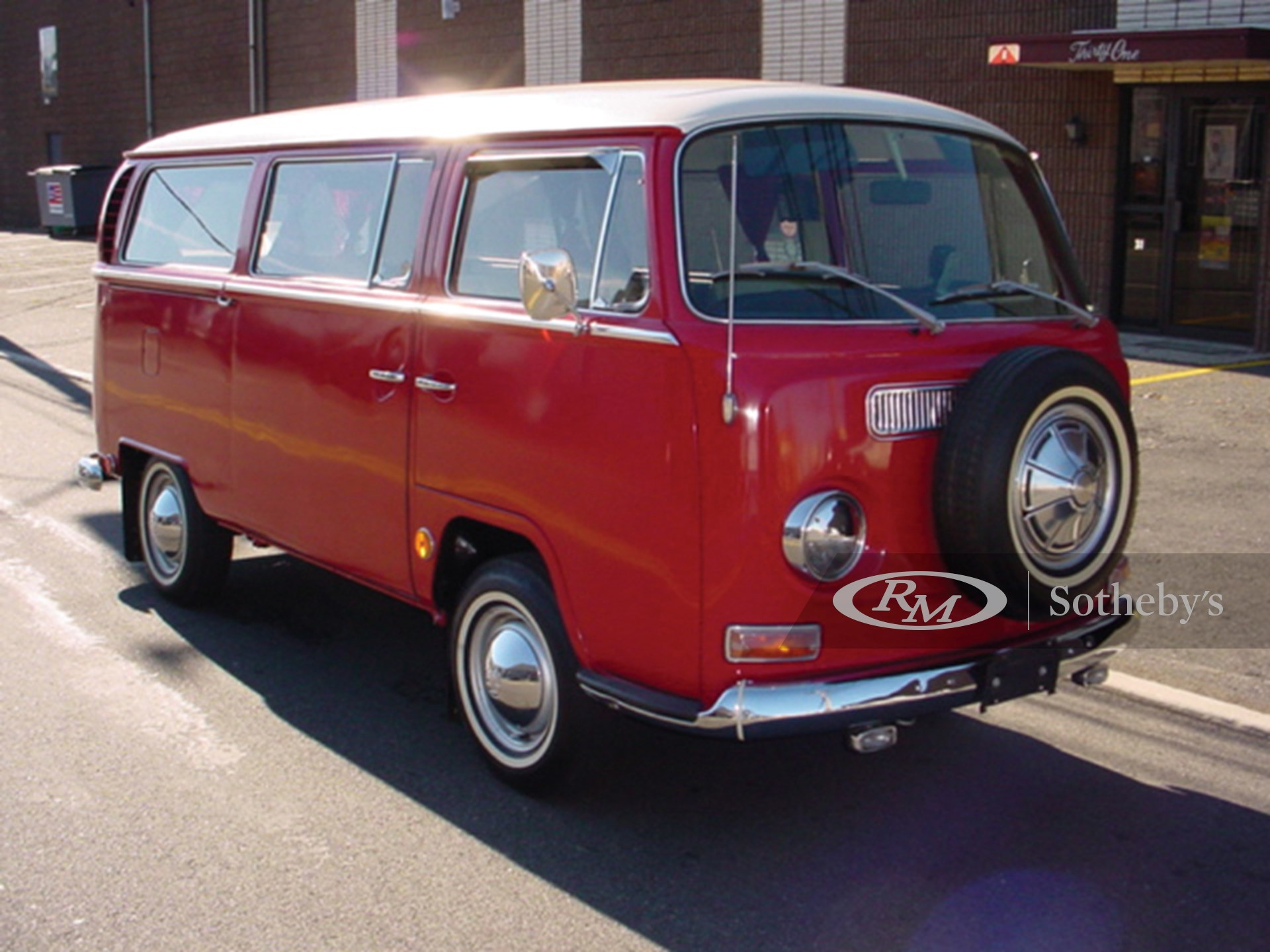1969 Volkswagen Window Wagon Bus  -