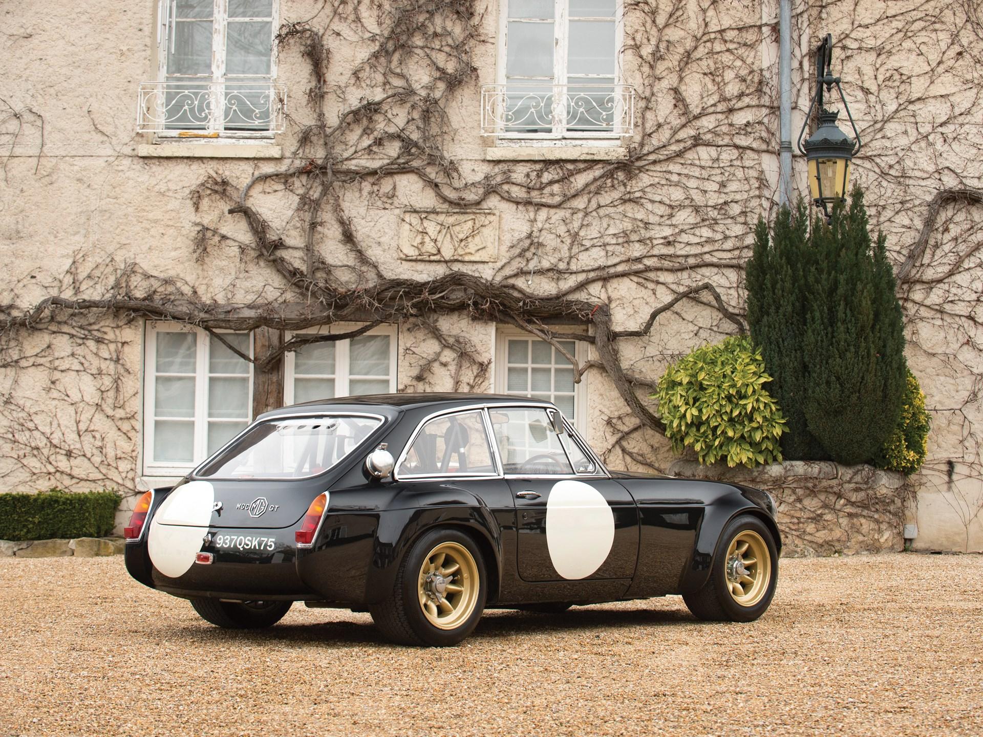RM Sotheby's - 1969 MG MGC GTS Sebring | Monaco 2016