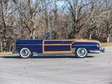 1949 Chrysler Town and Country Convertible  - $