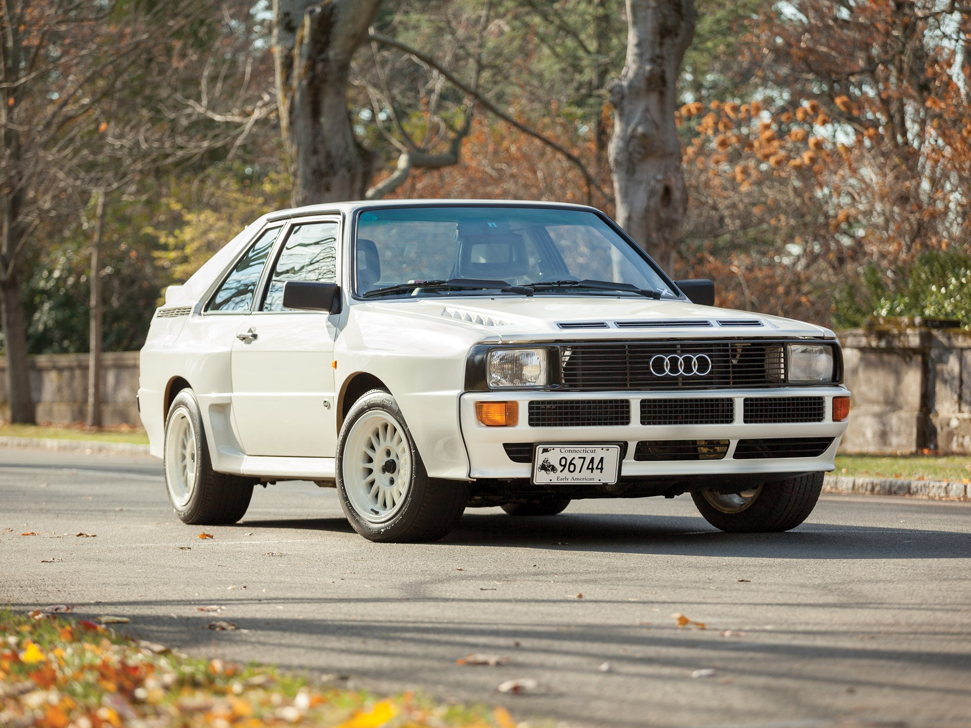 1984 Audi Quattro For Sale In South Africa