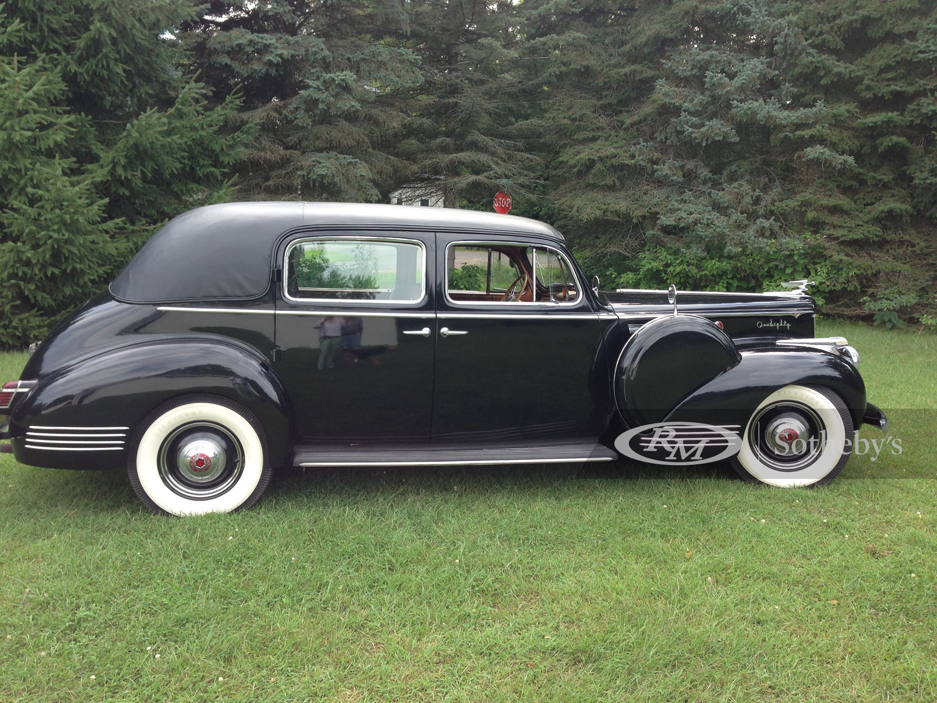 1941 Packard Super Eight One Eighty
