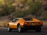 1973 De Tomaso Pantera L by Ghia - $