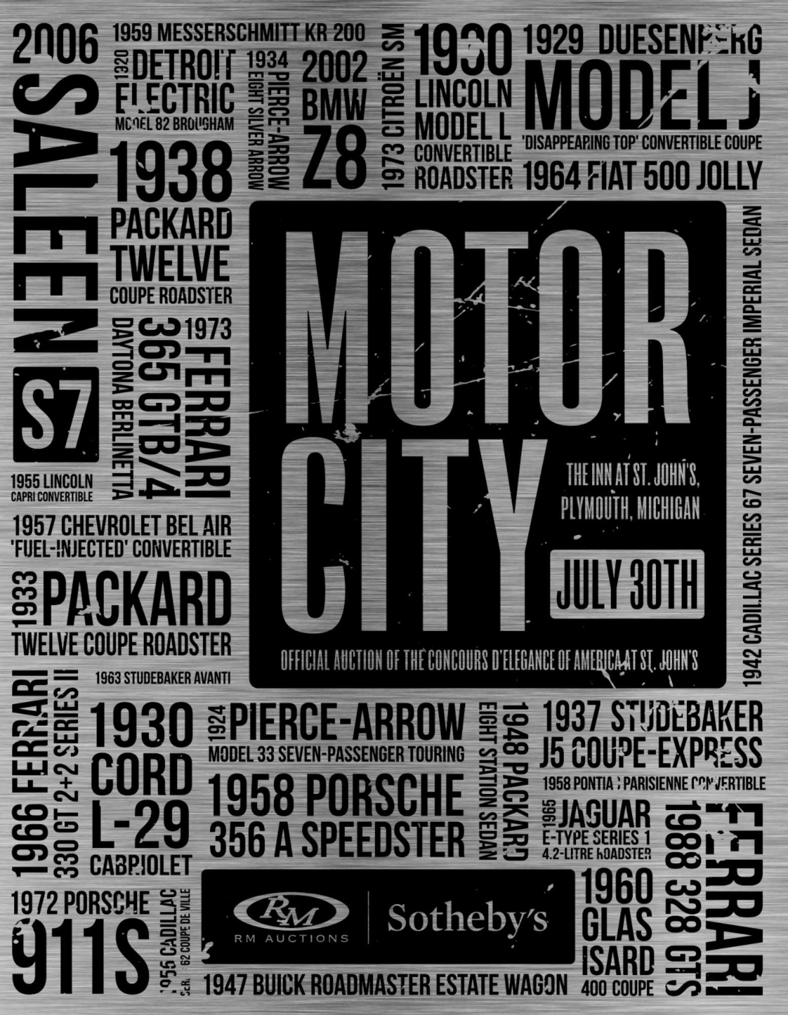 Motor City, 2016