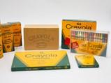 Vintage Crayola Crayon Collection - $