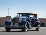 1933 Cadillac V-16 All-Weather Phaeton by Fleetwood - $