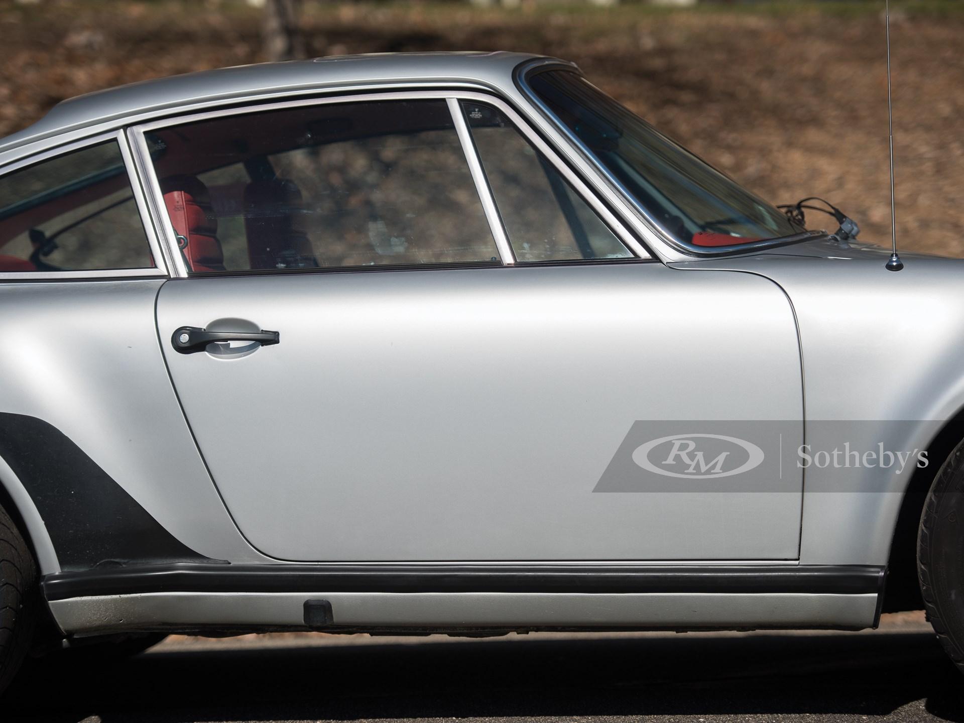 1977 Porsche 911 Turbo Carrera  -