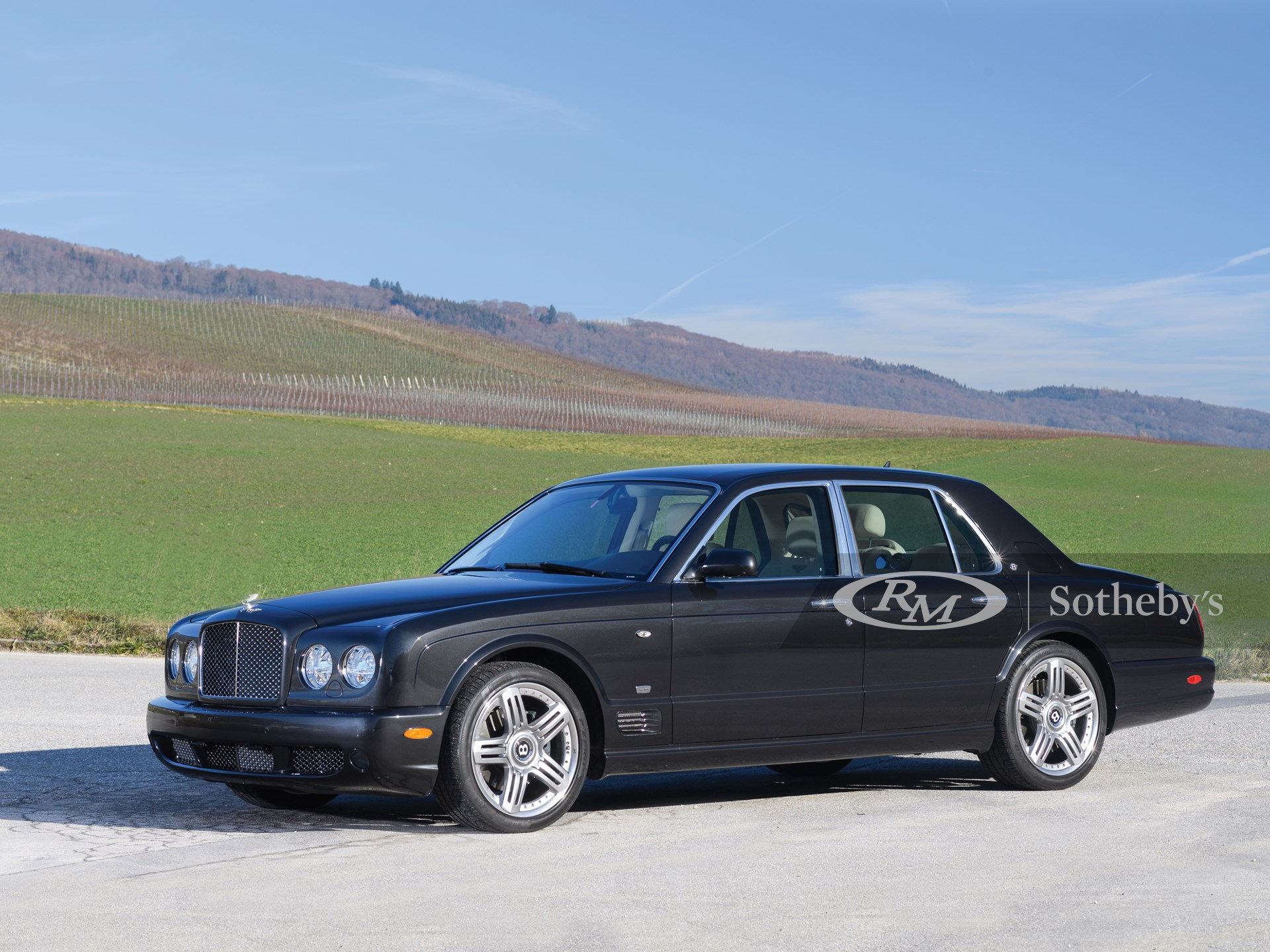 2009 Bentley Arnage T Final Series