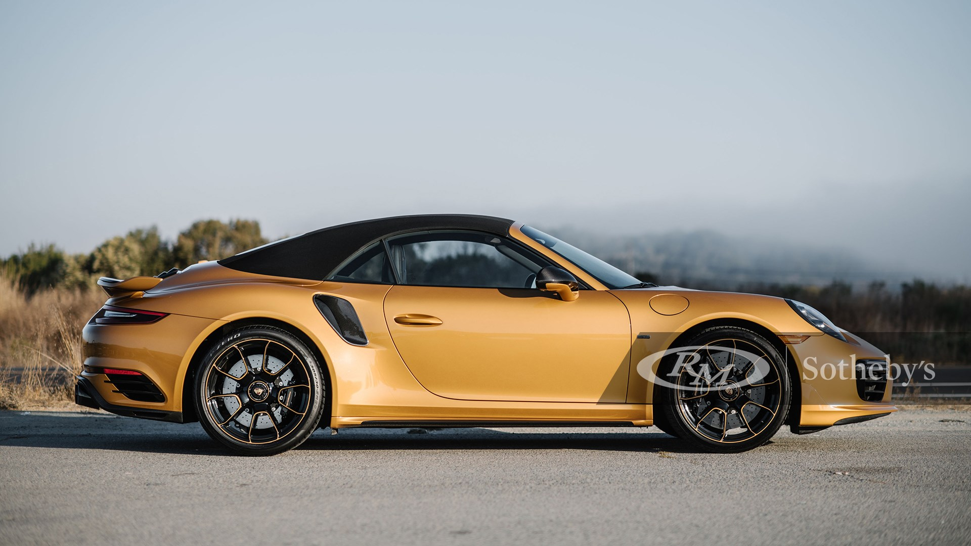 RM Sotheby's Open Roads Fall 2020, Blog, 2019 Porsche 911 Turbo S Cabriolet Exclusive Series