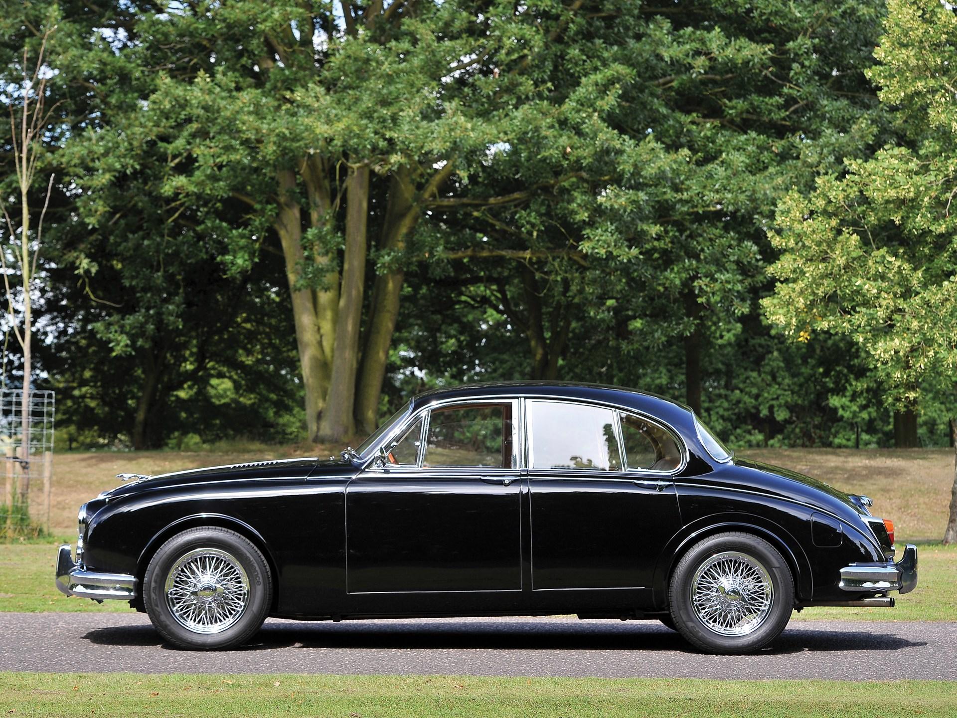 RM Sotheby's - 1961 Jaguar Mark 2 4.2 Saloon | London 2014